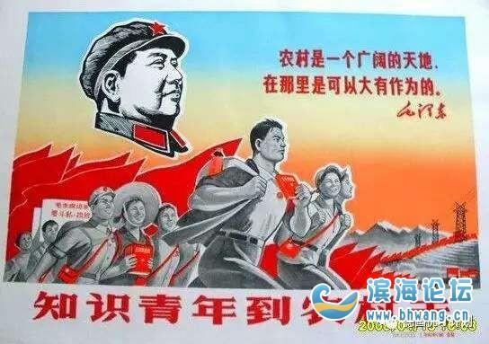 """""""文革""""期间的宣传画"""