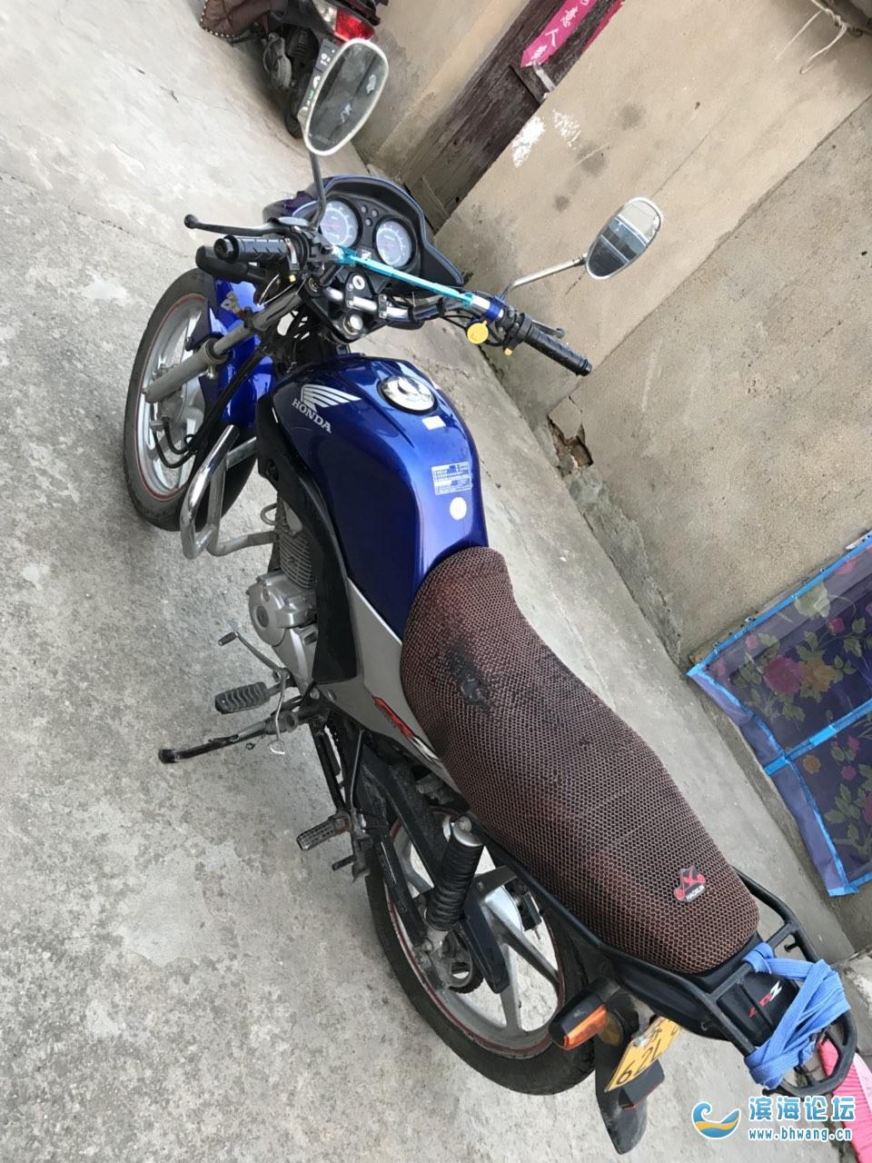 五羊本田125-12摩托车出售