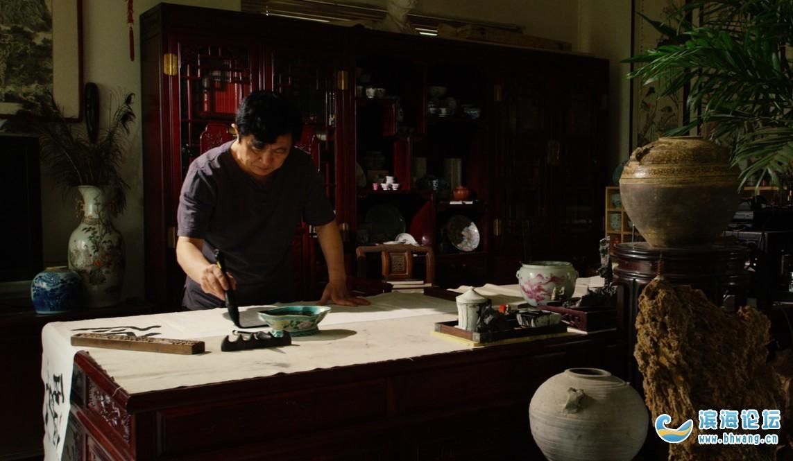 艺境天成 一一书画家范广仁先生印象