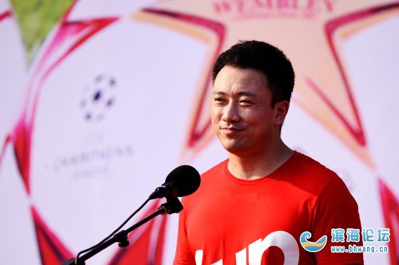"""""""星得斯杯""""滨海县第十八届足球赛在明达中学隆重举行"""