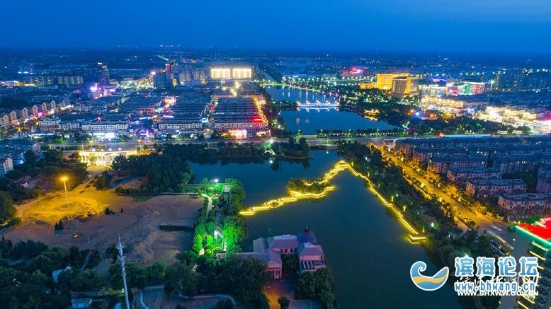 滨海县南湖公园获评国家aaa级旅游景区