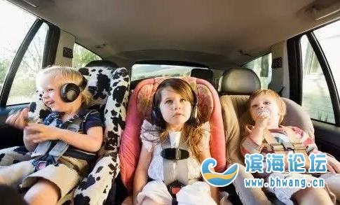 危险!五一出行千万别让孩子这样坐车上!