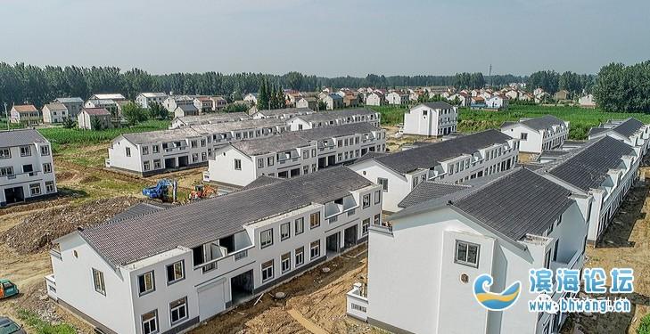 滨海城东即将建起一新小区,可安置居民近千户……