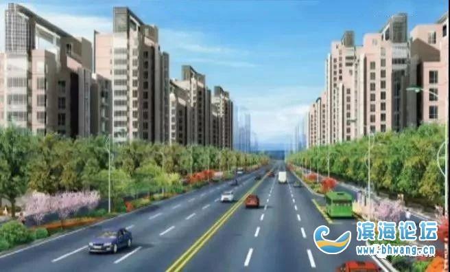 港城路北延工程现场见闻:年底前可实现通车