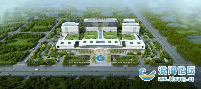滨海县人民医院迁建项目最新进展