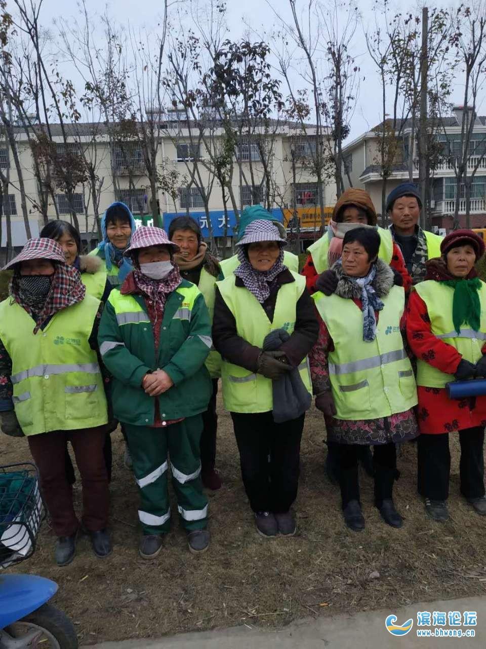 由于貨源緊張,處在抗疫情一線的濱海縣金沙田環境服務