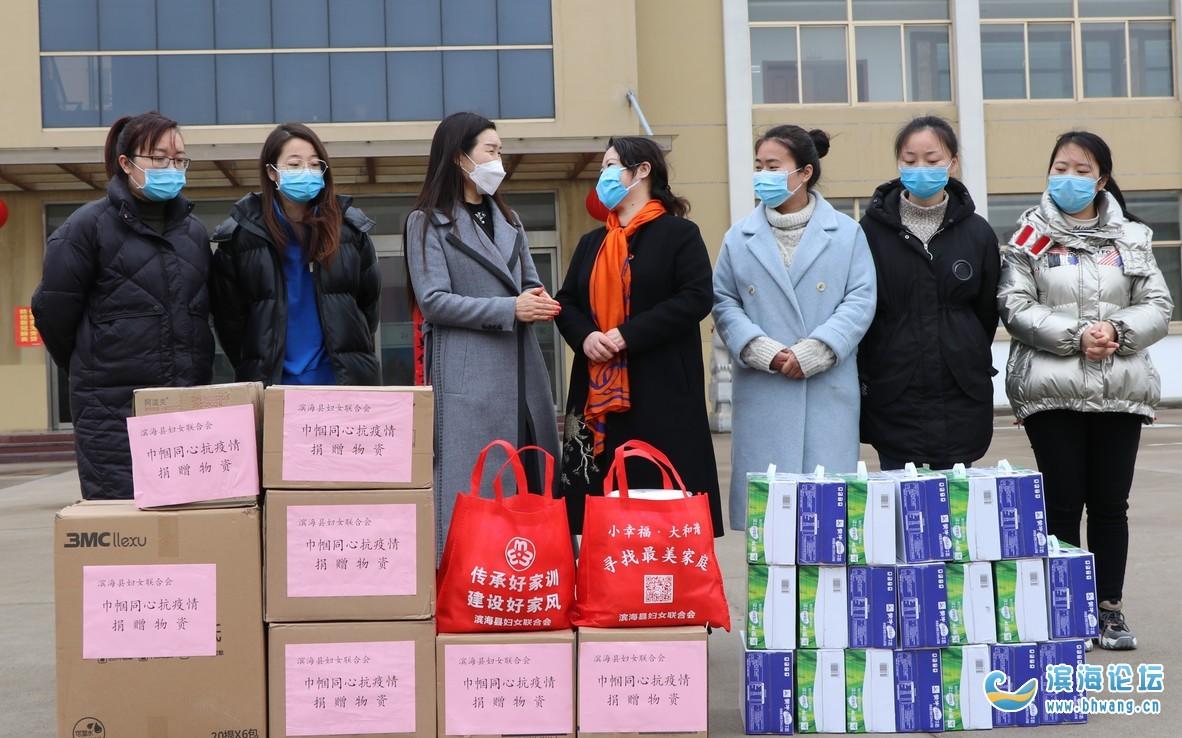 巾帼在行动 | 县妇联到女企业家会员单位走访慰问