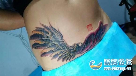 想问问对于剖腹产的疤有什么好办法,我都想去在疤上做个纹身了?