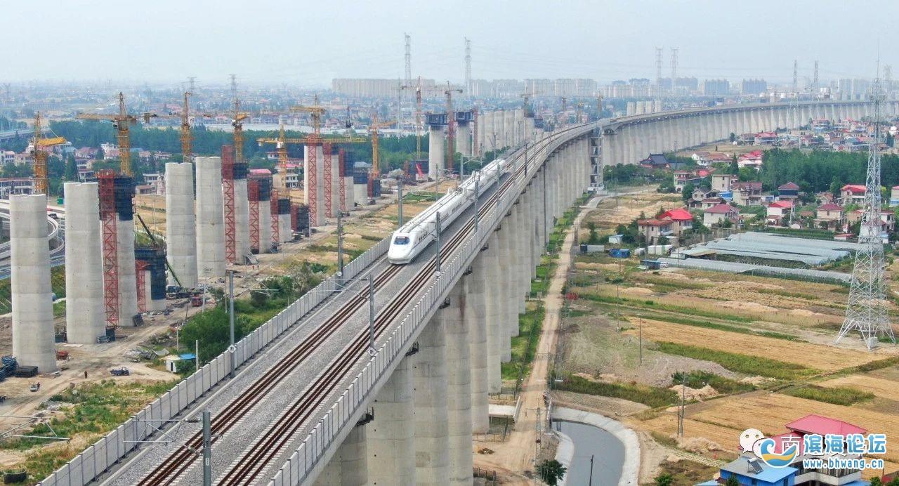 很快!鹽城列車將直通上海這些站!