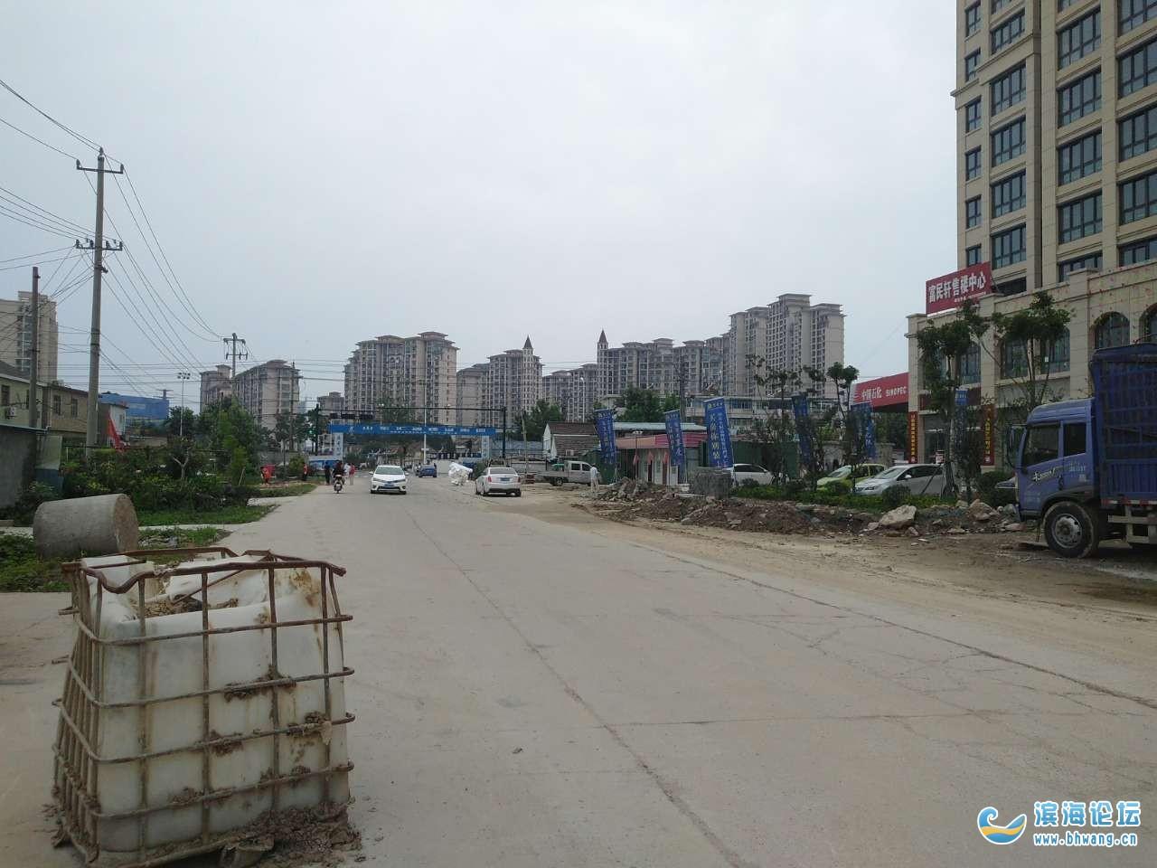明达东路倍受关注,成为城东主要干道