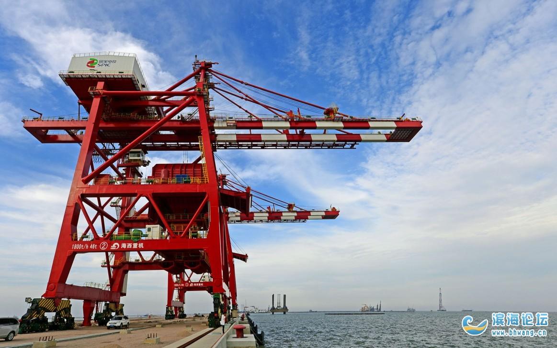【贯彻落实县委全会精神】滨海港经济区:服务港口再有新作为 经济社会再有新进步