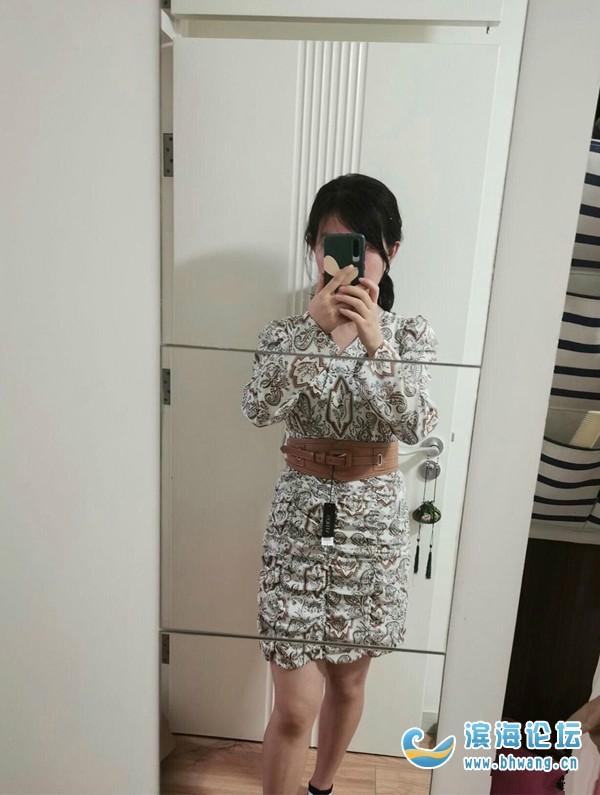 买了条裙子被群嘲了,被喷审美太差,穿我身上怎么就这效果?还有救吗?