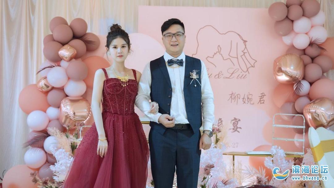 10月29日,天气晴,订婚快乐!