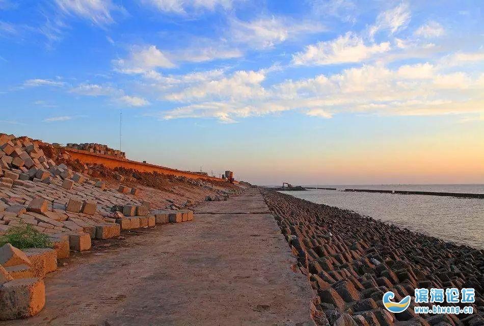 央视纪录片《江山岁月》摄制组来滨海寻访宋公堤