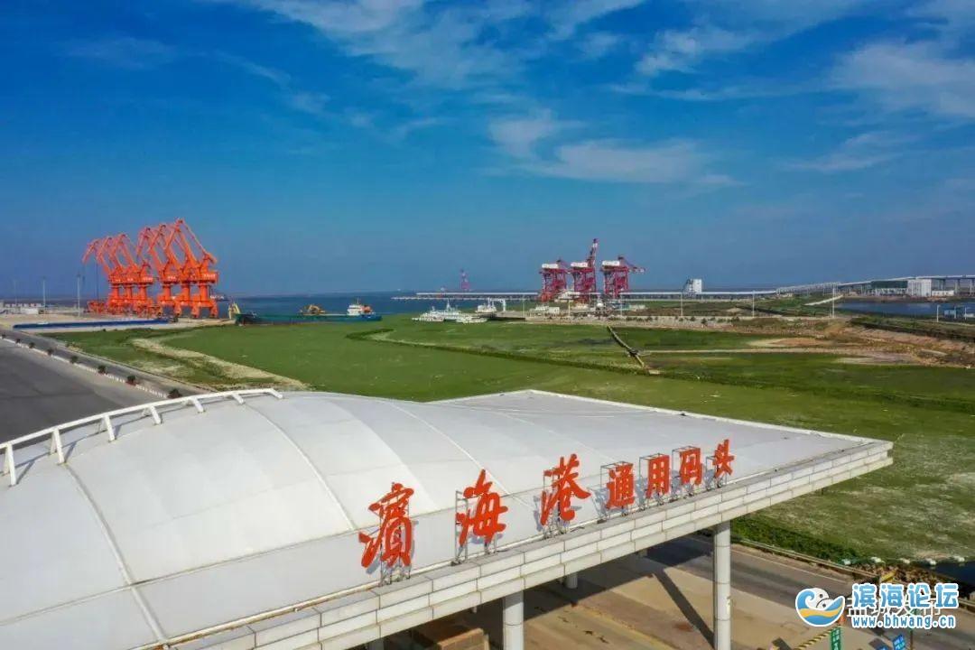 濱海港鐵路專用線正式進入主體工程施工階段