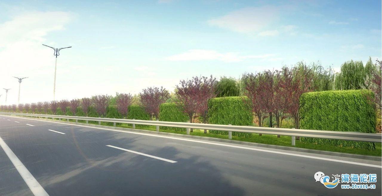 濱海這條道路改擴建!
