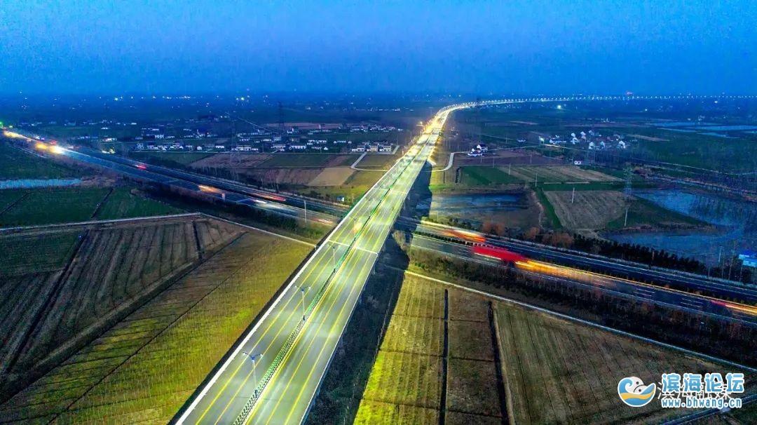 最新滨海公路网规划来了…