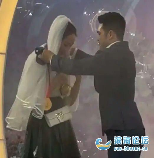 恭喜!奧運冠軍石智勇,求婚成功